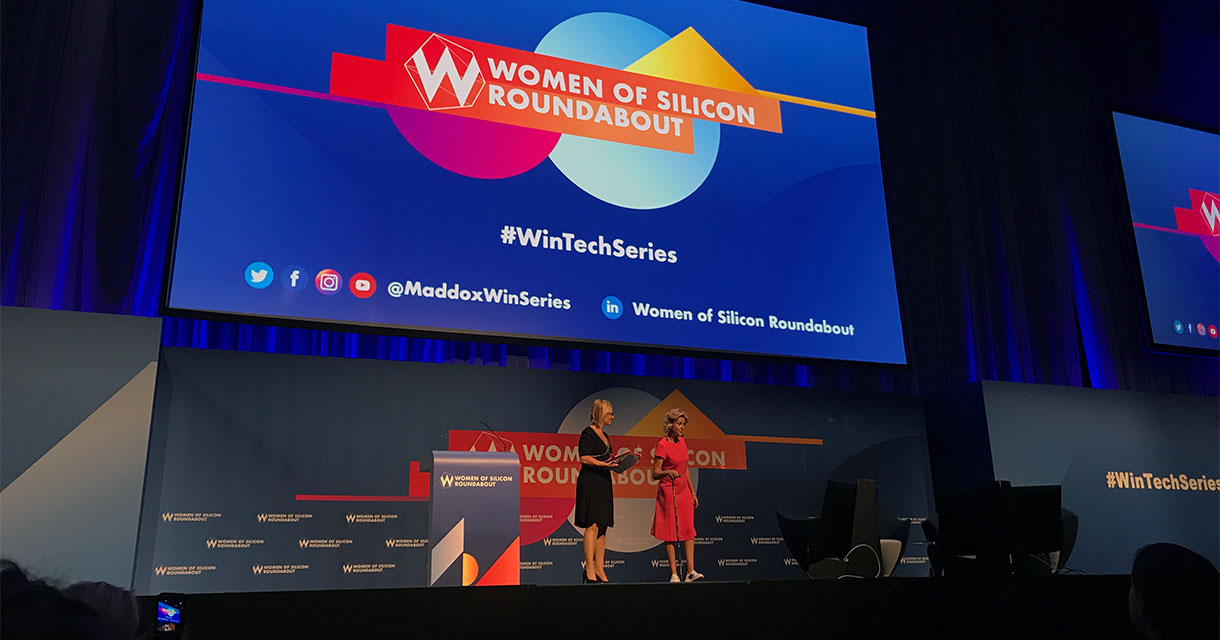 What we learnt at Women of Silicon Roundabout, London 2018