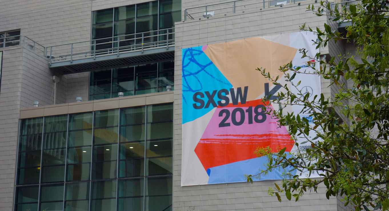 SXSW 2018: Daily Digest - 13th of March