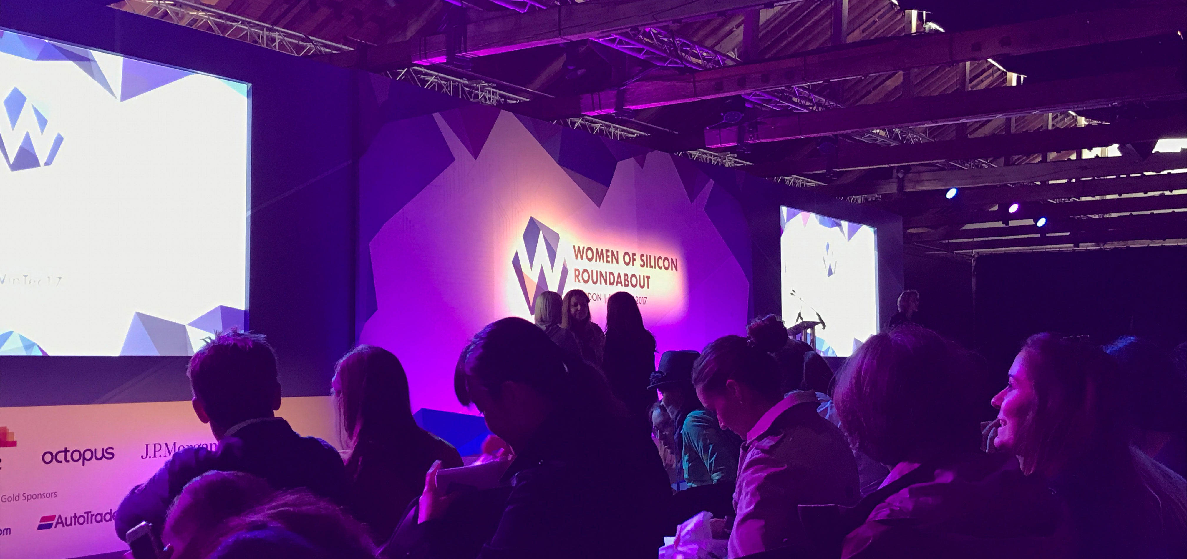 Women of Silicon Roundabout 2017: Refreshing, empowering and inclusive.