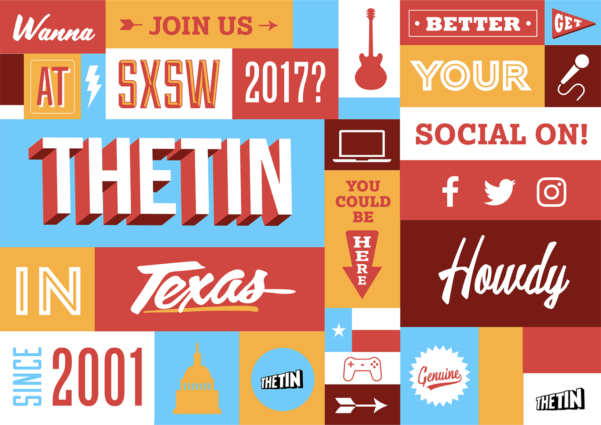 Selling internets and a glimpse of the future at SXSW 2017