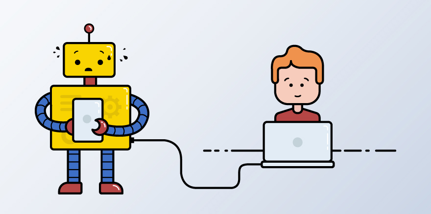 Chatbots: Who do you think you're talking to?