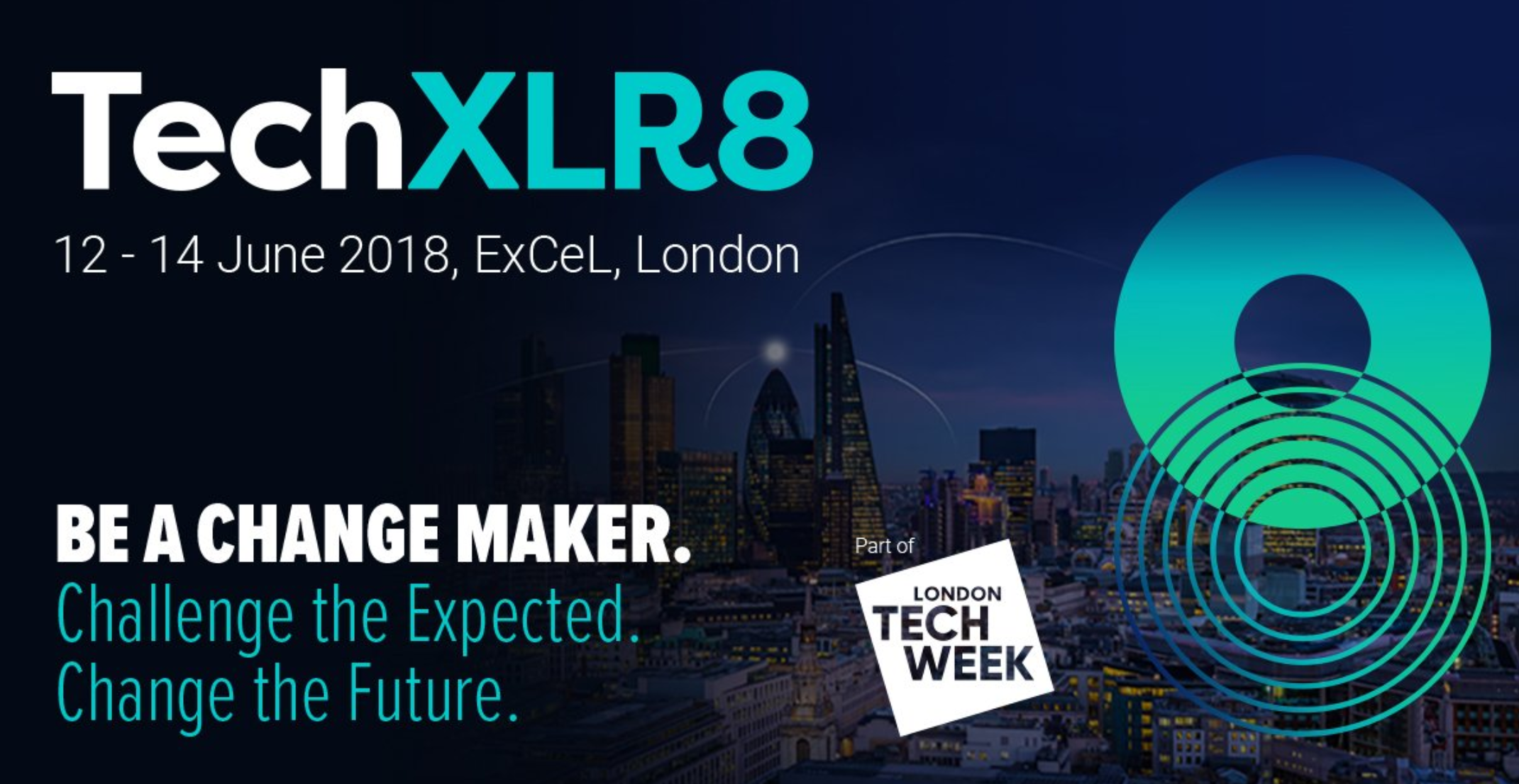 TheTin at TechXLR8 during London Tech Week 2018