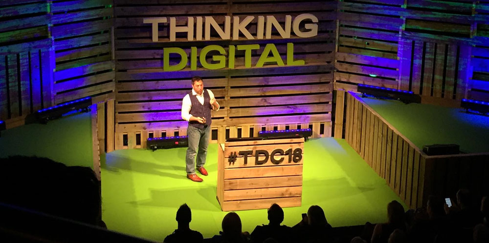 Lessons from Thinking Digital 2018: an overview